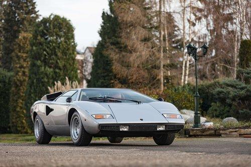 1974 Lamborghini LP400 Countach