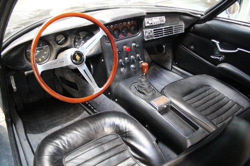 1967 Lamborghini 400 GT 2+2 LHD For Sale (picture 3 of 6)