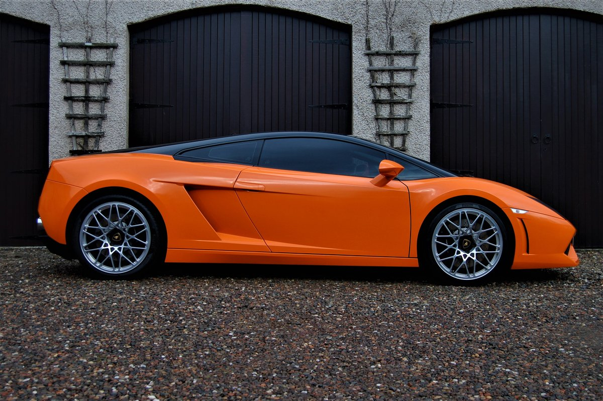 2009 Lamborghini Gallardo 560LP E Gear SOLD (picture 1 of 6)