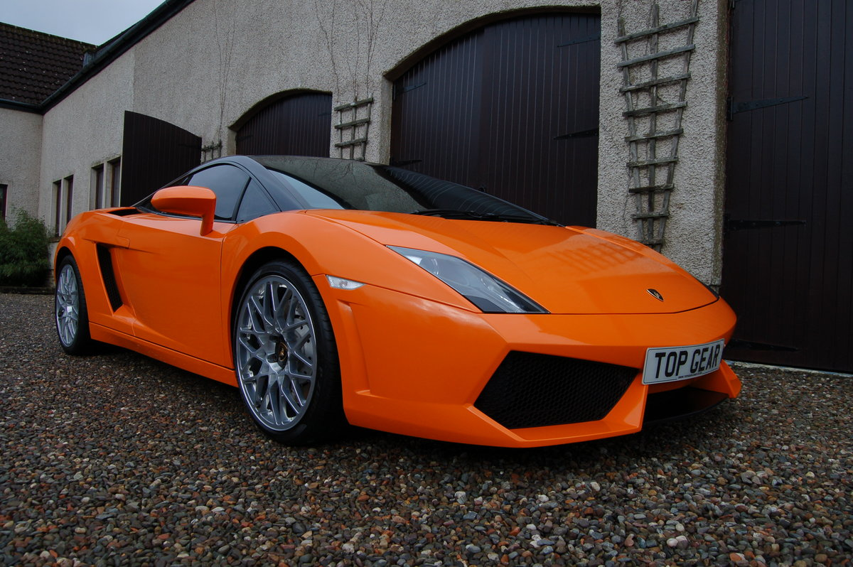 2009 Lamborghini Gallardo 560LP E Gear SOLD (picture 2 of 6)