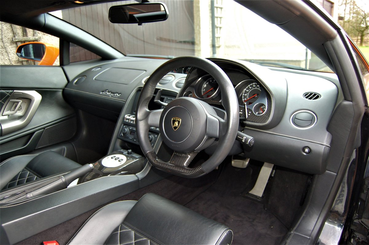 2009 Lamborghini Gallardo 560LP E Gear SOLD (picture 3 of 6)