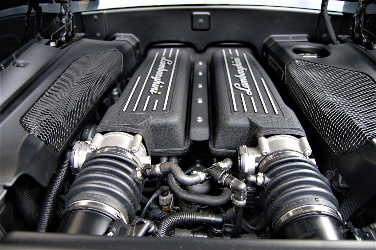 2009 Lamborghini Gallardo 560LP E Gear SOLD (picture 4 of 6)