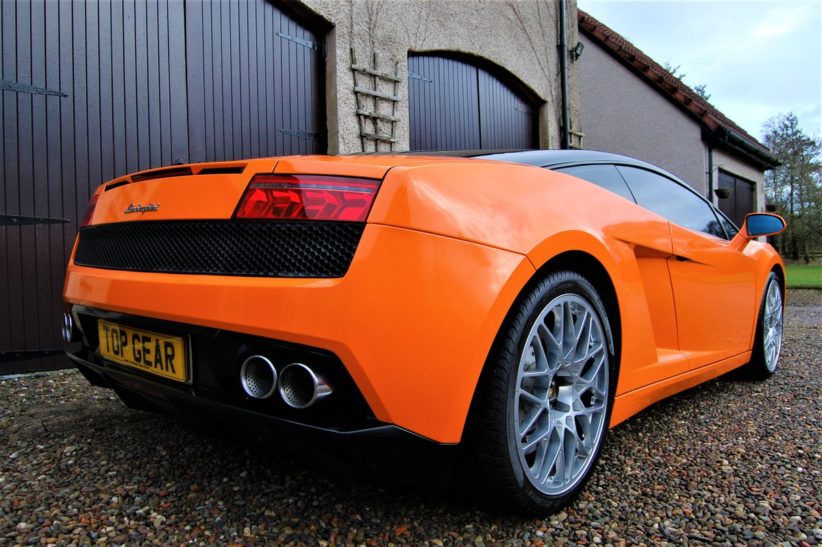 2009 Lamborghini Gallardo 560LP E Gear SOLD (picture 5 of 6)