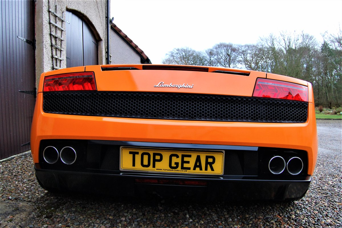 2009 Lamborghini Gallardo 560LP E Gear SOLD (picture 6 of 6)
