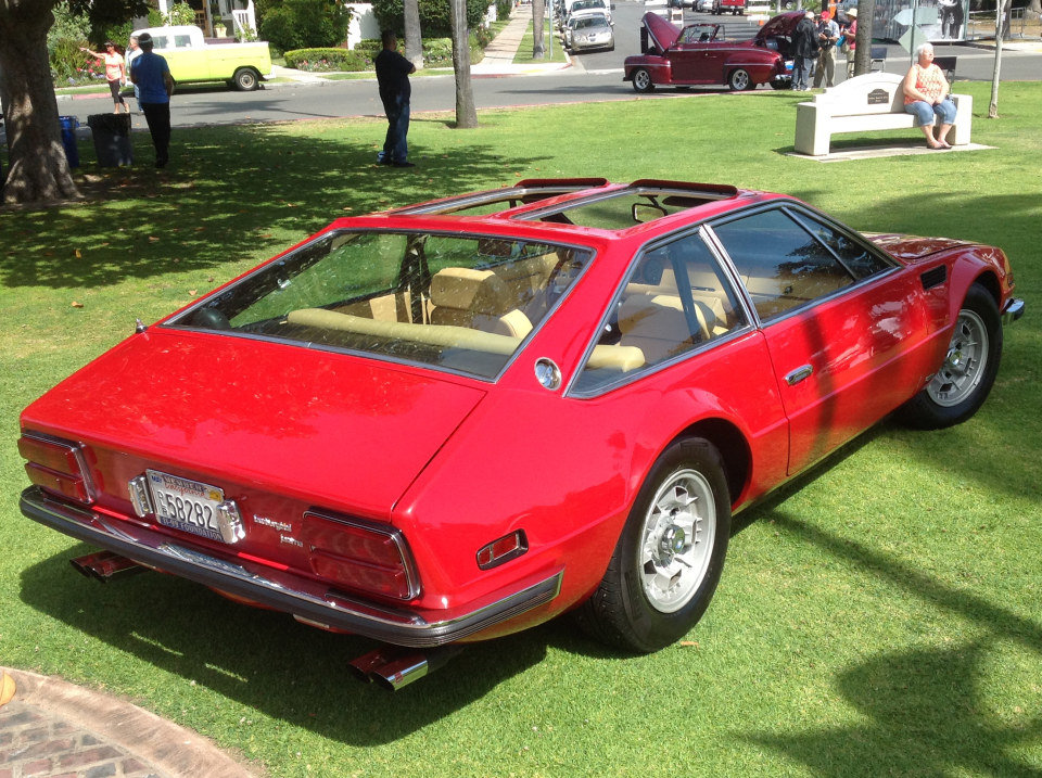 1972 Lamborghini Jarama = Rare Dual Sunroof 1 o 177 made For Sale (picture 2 of 6)