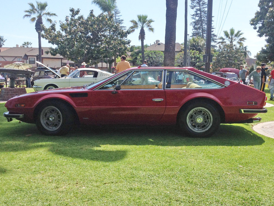 1972 Lamborghini Jarama = Rare Dual Sunroof 1 o 177 made For Sale (picture 6 of 6)