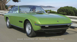 1969 Lamborghini Islero S = Rare 1 of 100 made + AC Green