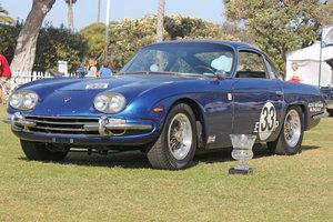 1966 Lamborghini 400 GT 2+2 = Racer History  POR For Sale