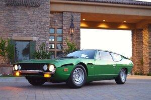 1973 Lamborghini Espada 400GT Series III = Green(~)Tan $obo For Sale