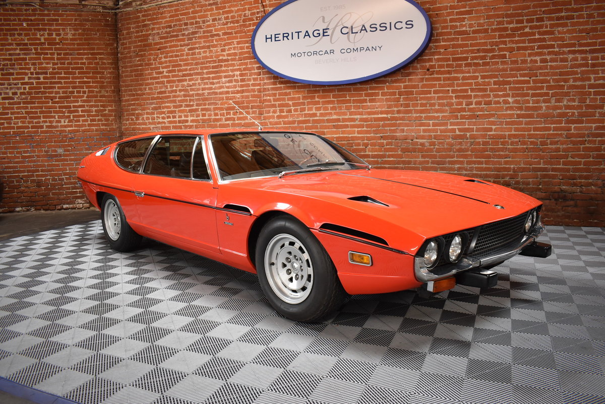 1973 Lamborghini Espada For Sale (picture 1 of 6)