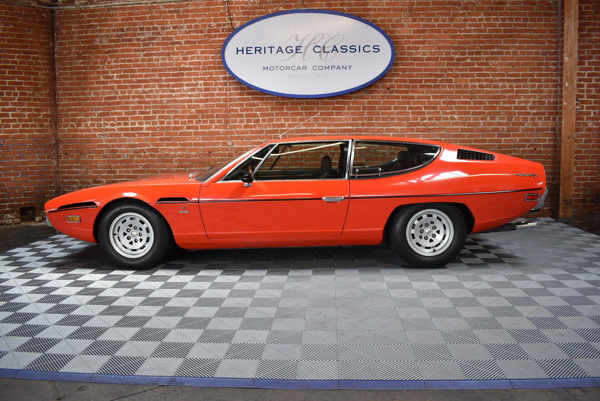 1973 Lamborghini Espada For Sale (picture 2 of 6)