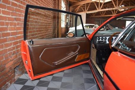 1973 Lamborghini Espada = Clean Red(~)Brown 18k miles $179.5k For Sale (picture 2 of 6)