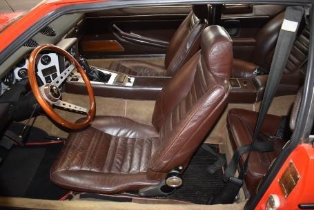 1973 Lamborghini Espada = Clean Red(~)Brown 18k miles $179.5k For Sale (picture 3 of 6)