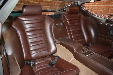 1973 Lamborghini Espada = Clean Red(~)Brown 18k miles $179.5k For Sale (picture 5 of 6)