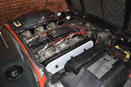 1973 Lamborghini Espada = Clean Red(~)Brown 18k miles $179.5k For Sale (picture 6 of 6)