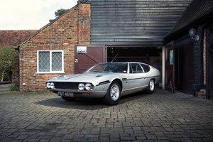 1970 Lamborghini Espada fully restored