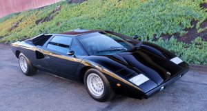 1976 Lamborghini LP400 Countach Periscopica = Rare 1 of 150