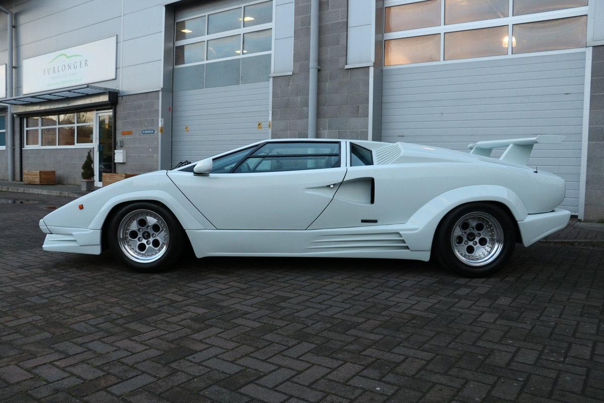 1989 Lamborghini Countach 25th Anniversary For Sale Car And Classic