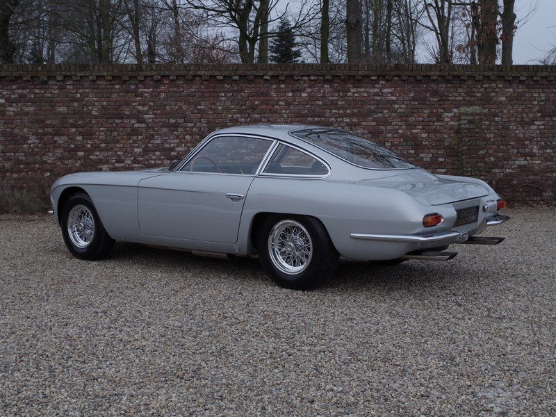 1966 Lamborghini 350 GT only 84.000 km original, matching numbers For Sale (picture 2 of 6)