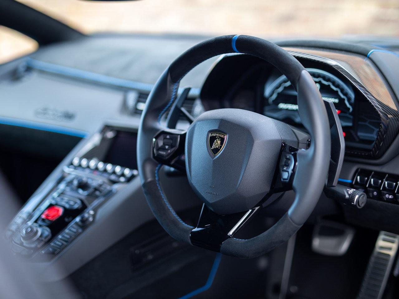2019/19 Lamborghini Aventador LP 770-4 SVJ For Sale (picture 4 of 6)