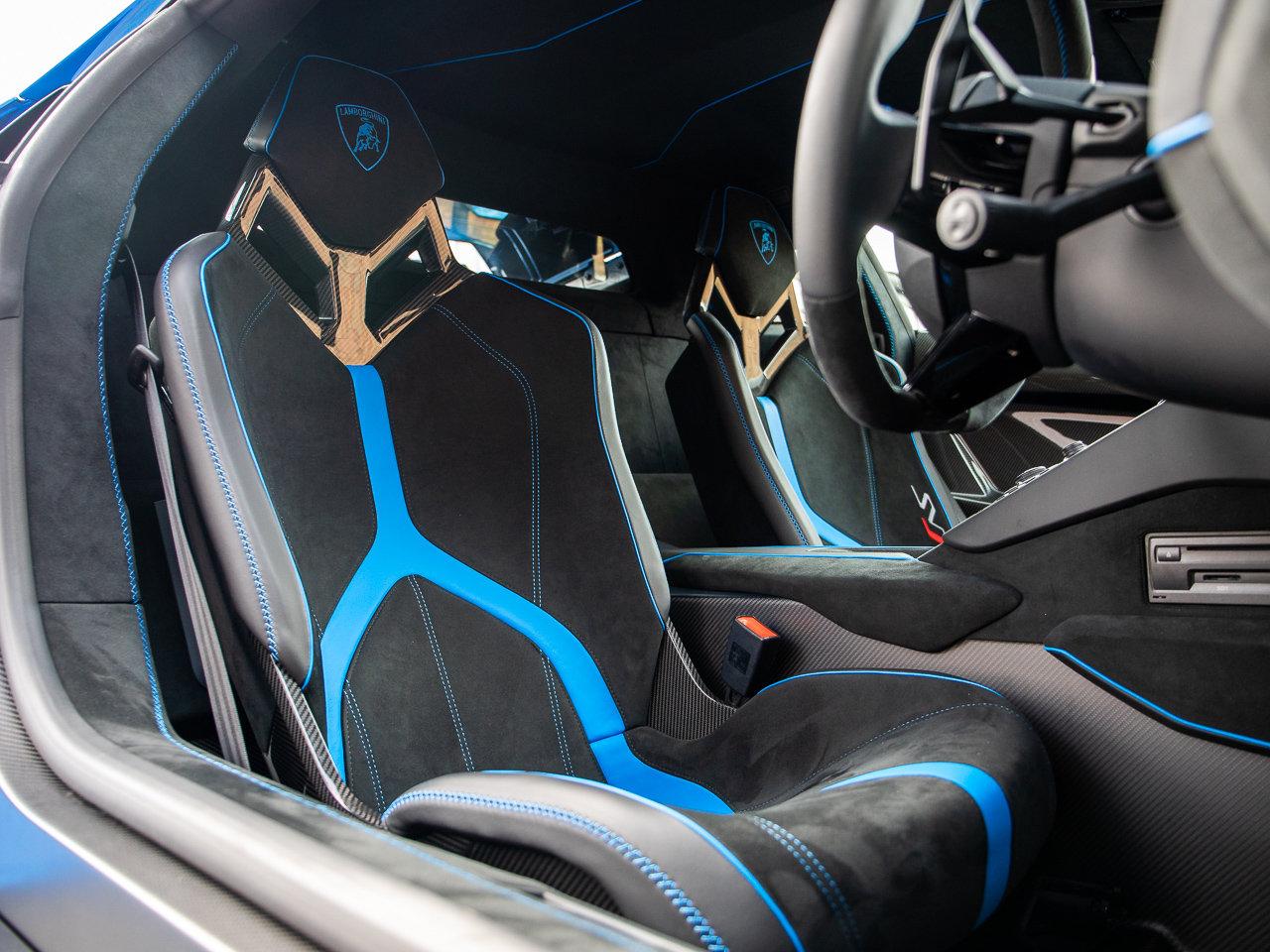 2019/19 Lamborghini Aventador LP 770-4 SVJ For Sale (picture 5 of 6)