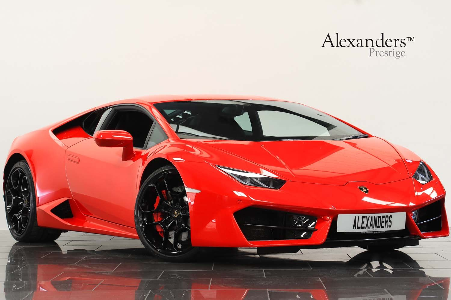 2016 16 16 LAMBORGHINI HURACAN LP 580-2 5.2 V10 AUTO For Sale (picture 1 of 6)
