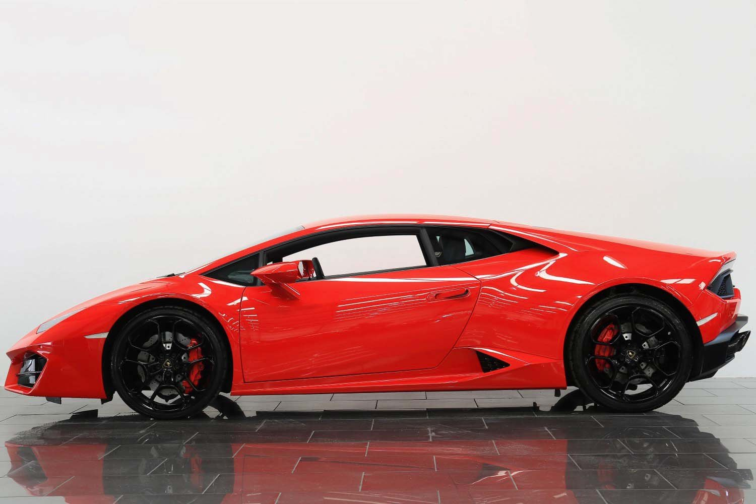 2016 16 16 LAMBORGHINI HURACAN LP 580-2 5.2 V10 AUTO For Sale (picture 2 of 6)