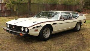 1974 Lamborghini Espada Series III = Rare 1 of 55 Auto Trans $89. For Sale