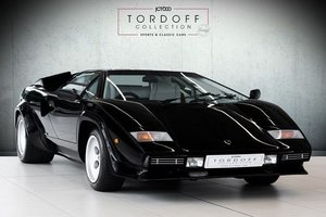 1983 Lamborghini Countach 5000 RHD only 1010 miles ! For Sale
