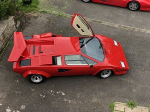 1987 Lamborghini Prova countach For Sale
