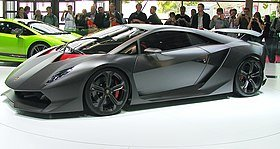 2011 Lamborghini Sesto Elemento - coming soon and on request