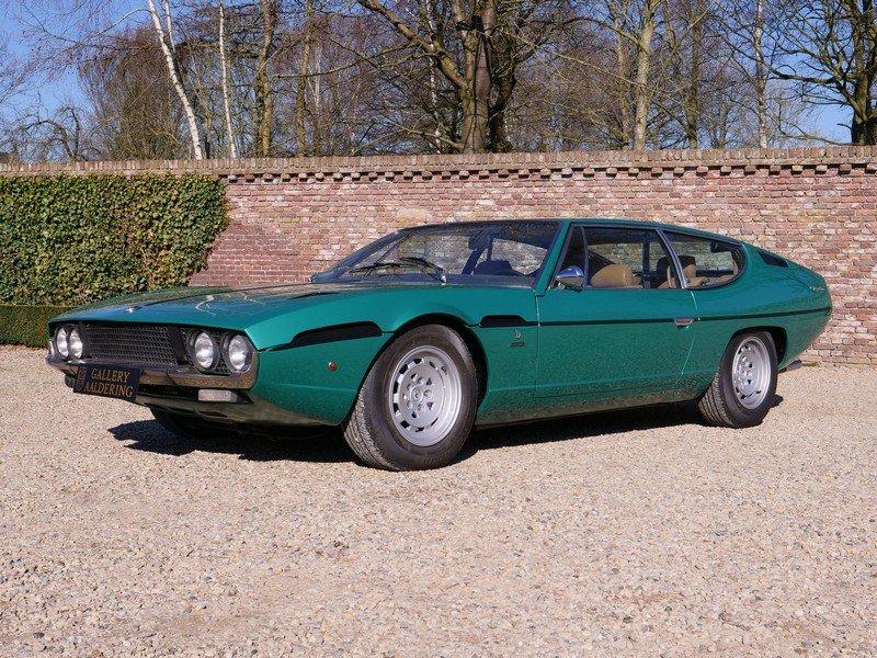 1973 Lamborghini Espada Swiss car, great condition!! For Sale (picture 1 of 6)