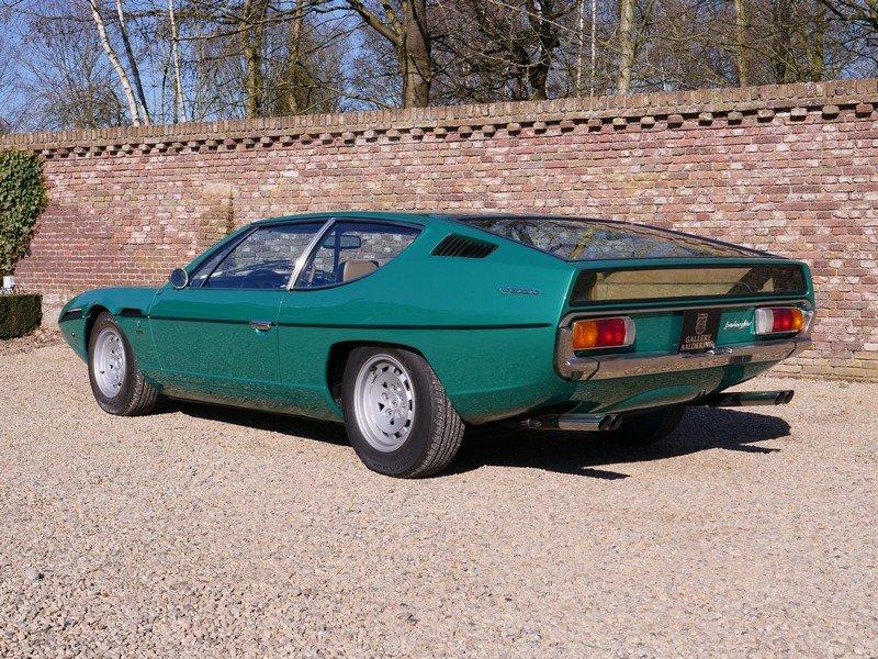 1973 Lamborghini Espada Swiss car, great condition!! For Sale (picture 2 of 6)