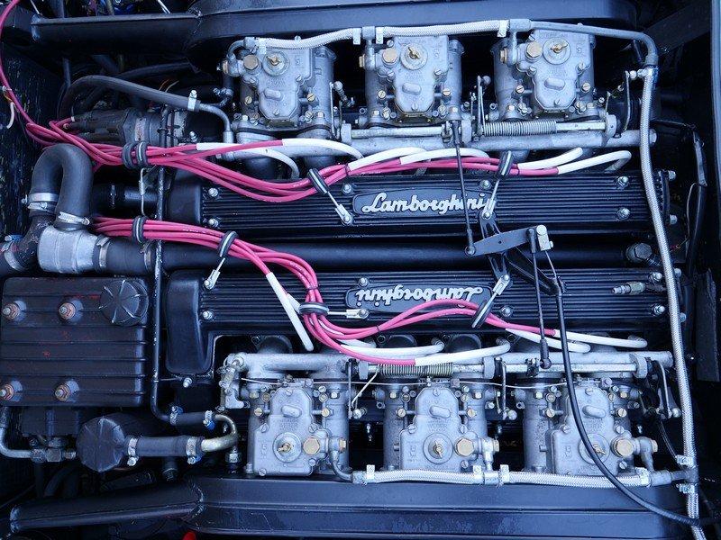 1973 Lamborghini Espada Swiss car, great condition!! For Sale (picture 4 of 6)