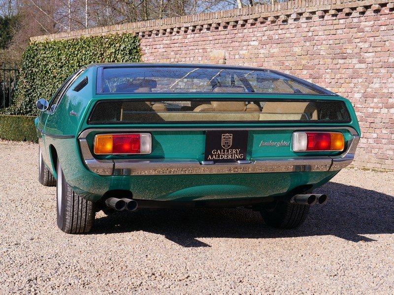 1973 Lamborghini Espada Swiss car, great condition!! For Sale (picture 6 of 6)