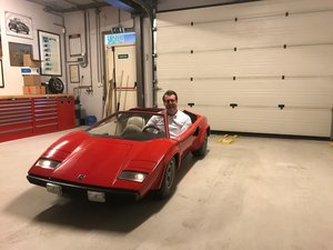 Lamborghini Countach Junior Car For Sale