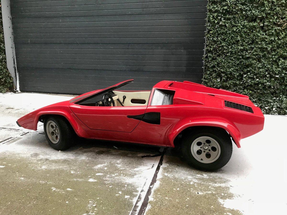 Lamborghini Countach Junior Car For Sale (picture 3 of 3)