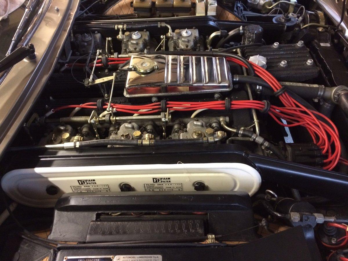 1974 Lamborghini Jarama Very rare in nice condition For Sale (picture 4 of 6)