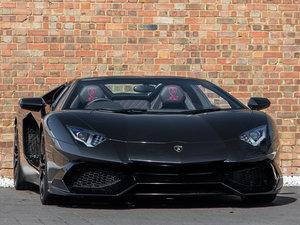 2014/14 Lamborghini Aventador Roadster 50th Anniversary