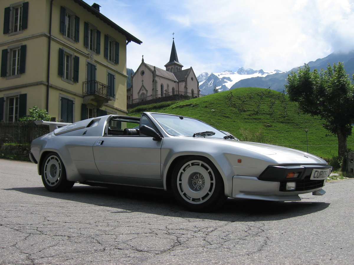 1985 Lamborghini Jalpa.  Only 35 RHD cars made For Sale (picture 1 of 6)