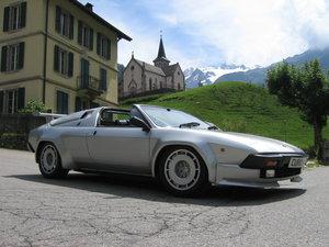 1985 Lamborghini Jalpa.  Only 35 RHD cars made