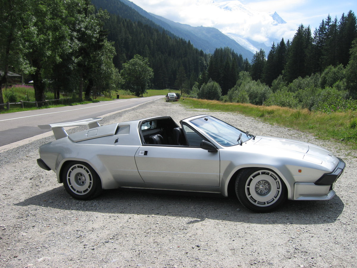 1985 Lamborghini Jalpa.  Only 35 RHD cars made For Sale (picture 2 of 6)