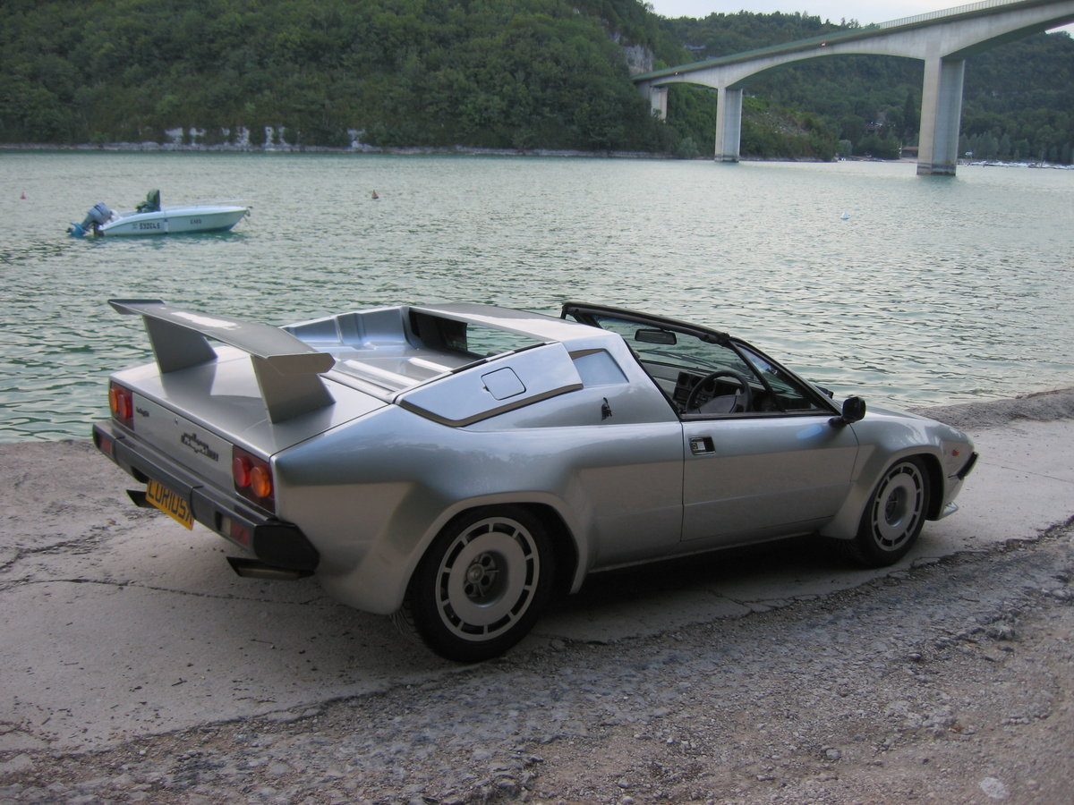 1985 Lamborghini Jalpa.  Only 35 RHD cars made For Sale (picture 3 of 6)