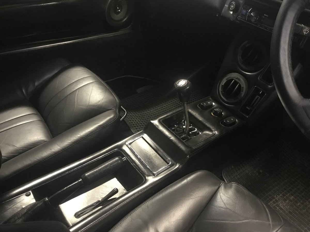1985 Lamborghini Jalpa.  Only 35 RHD cars made For Sale (picture 4 of 6)