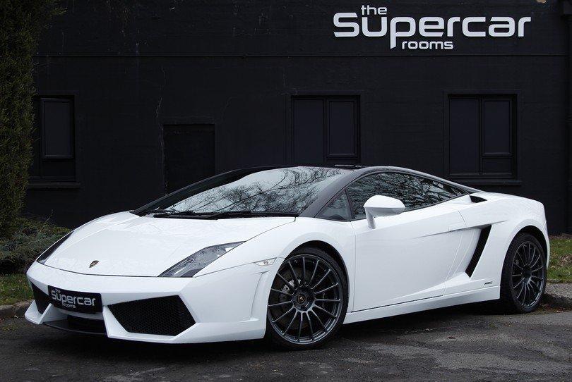 Lamborghini Gallardo Lp560 4 Bicolore 2012 21k Miles For Sale