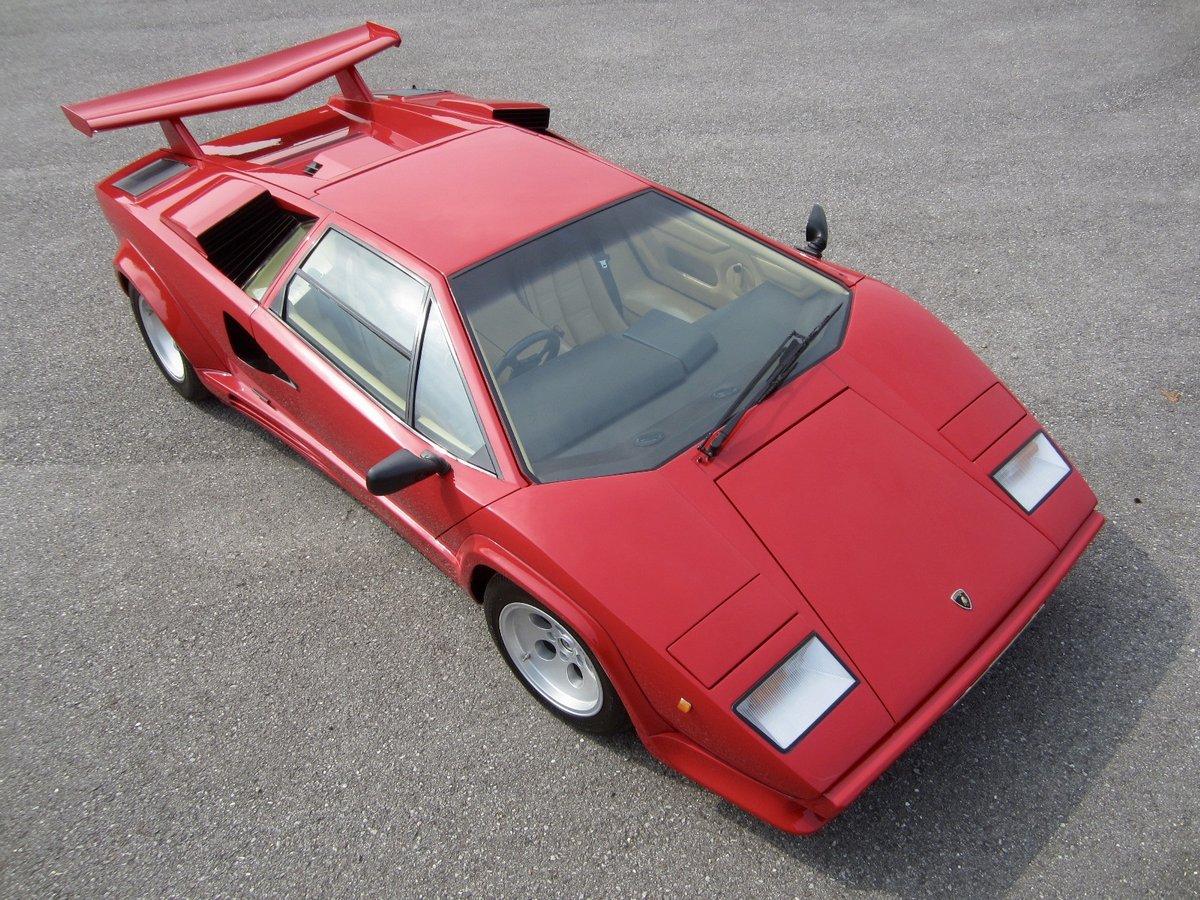 1988.5 Lamborghini Countach For Sale (picture 2 of 6)