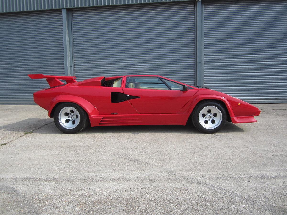 1988.5 Lamborghini Countach For Sale (picture 3 of 6)