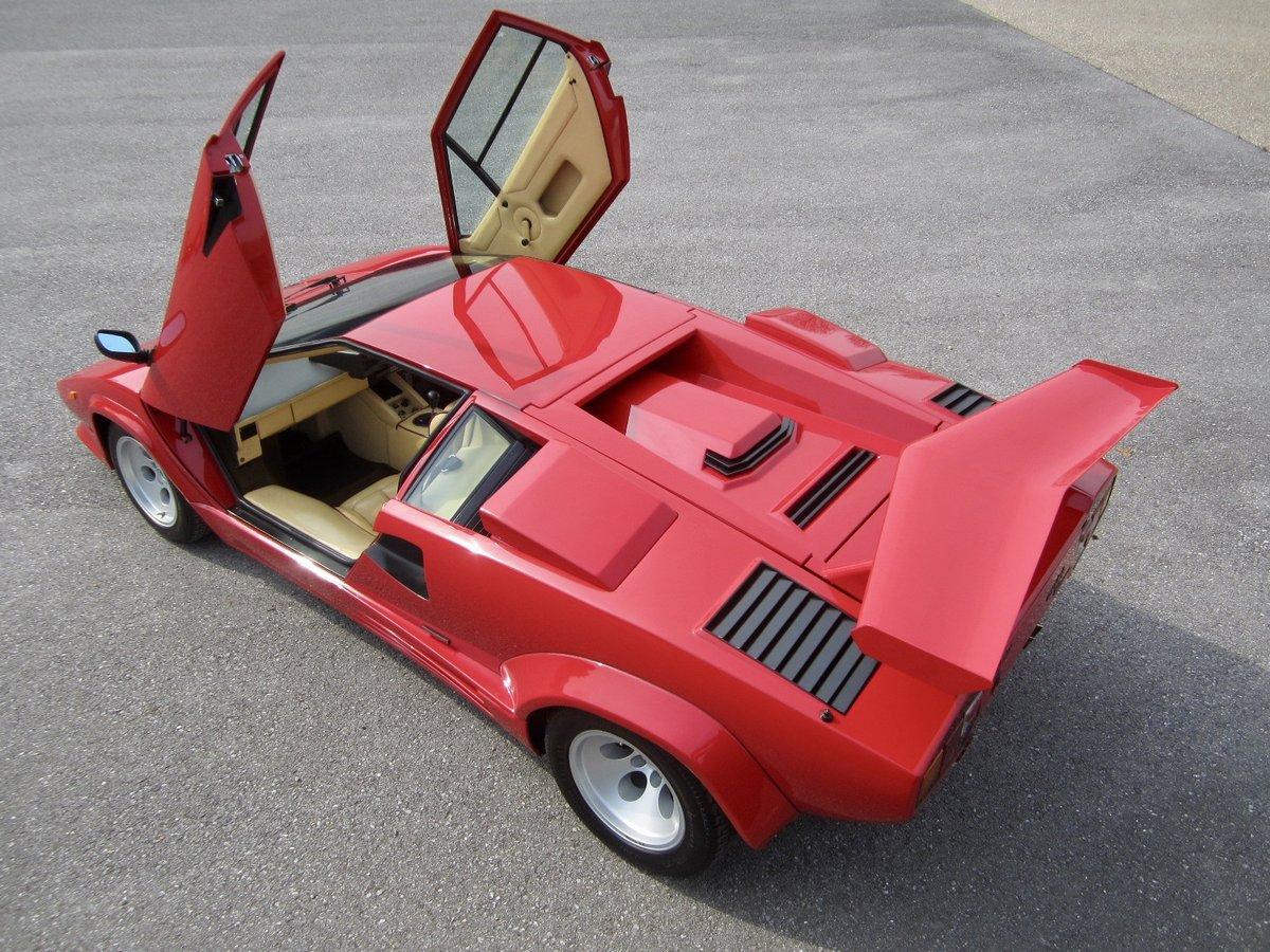 1988.5 Lamborghini Countach For Sale (picture 4 of 6)