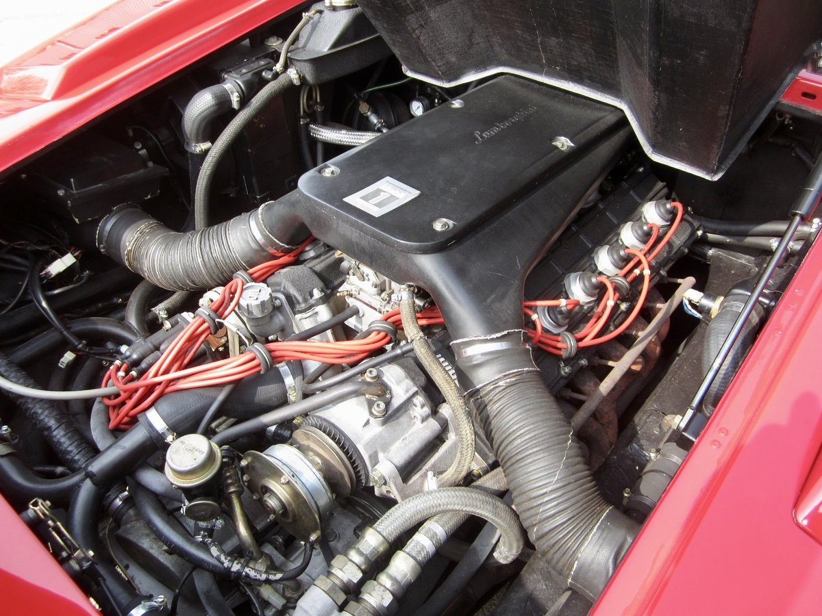 1988.5 Lamborghini Countach For Sale (picture 6 of 6)