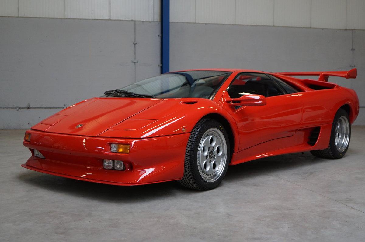 Lamborghini Diablo 1994 For Sale By Auction Car And Classic